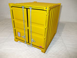 Trockenfracht-Container ISO-TF, 10 ft /// Dry cargo container ISO-TF, 10 ft