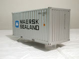 Trockenfracht-Container ISO-TF, 20 ft /// Dry cargo container ISO-TF, 20 ft