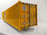 Trockenfracht-Container ISO-TF, 40 ft /// Dry cargo container ISO-TF 40 ft