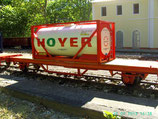 2-Farbige Sonderlackierung für Tank-Container ISO-TC, 20 ft /// 2-color special paint for tank container ISO-TC, 20 ft