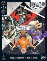 Unmatched: Battle of Legends Vol 1