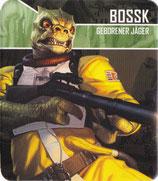Star Wars: Imperial Assault - Bossk, Geborener Jäger