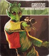 Star Wars: Imperial Assault - Greedo, Ambitionierter Söldner
