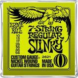 Ernie Ball 7-String Regular Slinky 2621