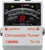 Boss TU-3 S Chromatic Tuner