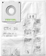 Sicherheitsfiltersack FIS-CTH