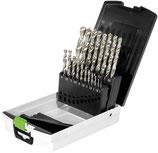 Bohrerbox HSS Stahlbohrer HSS D 1-10 Sort/19 Art. 498981  Festool