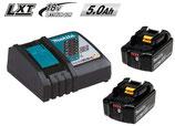 Energypack 18V / 5.0Ah EPAC18-502 Makita