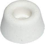 Türpuffer, Ø 20mm, H10mm