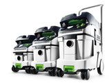Absaugmobil CLEANTEC CTL 26 E AC CH Art. 574942 Festool