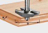Abplattfräser HW Schaft 12 mm Art. 490127 Festool