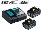 Energypack 18V / 6.0Ah EPAC18-602 Makita