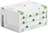 SORTAINER SYS 3-SORT/9 Art. 491985 Festool