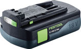 Akkupack BP 18 Li 3,1 C Art. 201789 Festool