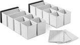 Einsatzboxen Set 60x60/120x71 3xFT Art. 201124