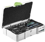 "Ratschen-Set 1/4""-CE RA-Set 37 Art. 497881  Festool"