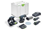 Akku-Kantenschleifer ES-ETSC 125 3,1 I-Plus Art. 576684 Festool