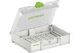 Systainer³ Organizer SYS3 ORG M 89 Art. 204852 Festool