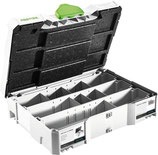 SYSTAINER SORT-SYS1TL DOMINO Art. 203176 Festool