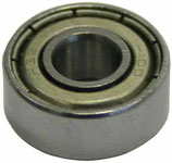 Anlaufkugellager zu Abrundfräser HW, Schaft 8mm