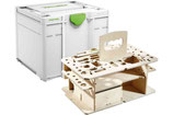 Systainer³ SYS3 HWZ M 337 Art. 205518 Festool