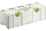 Systainer³ SYS3 XXL 237 Art. 204850 Festool