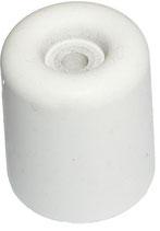 Türpuffer, Ø 30mm, H26mm weiss