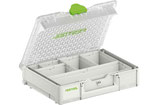 Systainer³ Organizer SYS3 ORG M 89 6xESB Art. 204854 Festool
