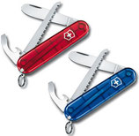 My first Victorinox Taschenmesser für Kinder mit Säge