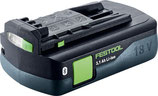 Akkupack BP 18 Li 3,1 CI Art. 203799 Festool