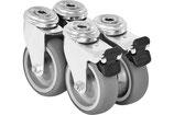 Rollensatz SYS-PORT R/2 Art. 491932 Festool