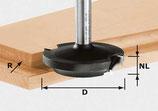Abplattfräser HW Schaft 8 mm Art. 491138 Festool