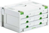 SORTAINER SYS 3-SORT/6 Art. 491984 Festool