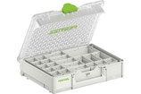 Systainer³ Organizer SYS3 ORG M 89 22xESB Art. 204853 Festool