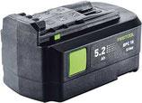 Akkupack BPC 18 5.2 Ah Li-Ion Art. 500435 Festool