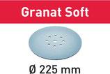 Schleifscheiben Granat Soft Ø 225mm P80 - P400 Festool