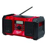 Netz-/Akku-Radio M18JSRDAB+-0 Milwaukee