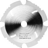 Diamant-Sägeblatt 160x2,2x20 DIA4 Art. 201910 Festool