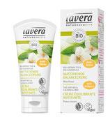 Crème Équilibrante matifiante Thé vert bio & Calendula bio, peaux mixtes LAVERA - 50ml