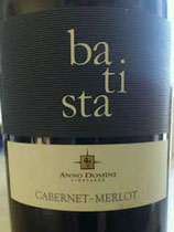 Batista Cabernet-Merlot-Raboso  2013 IGT