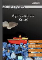 agile review 2020/02 Agil durch die Krise!