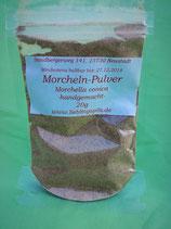 Morcheln-Pulver