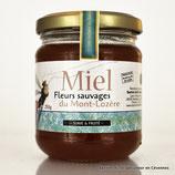 Miel de fleurs sauvages du Mont Lozère