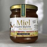 Miel de bruyère blanche des Cévennes