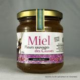 Miel de fleurs sauvages des Causses