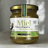 Miel de fleurs d'acacia des Cévennes