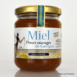 Miel de fleurs sauvages de Garrigue