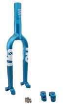 QX 387 mm (19″) #rgb Einrad Gabel, blau