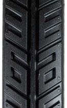 QU-AX Reifen 787 mm (36″), King George, schwarz
