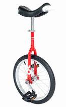 Einrad OnlyOne 355 mm (18″) rot